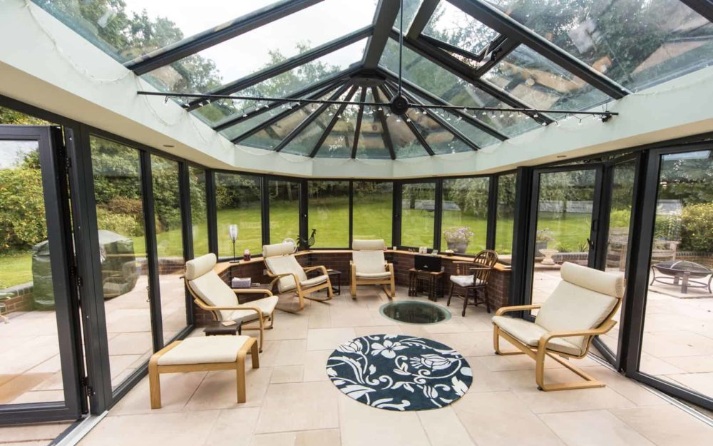 replace my conservatory