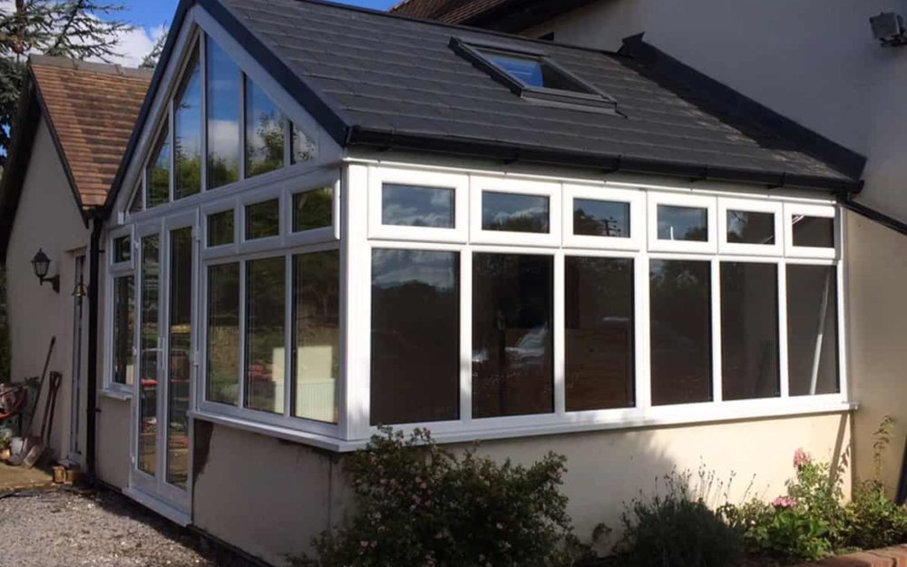 how to modernise a conservatory