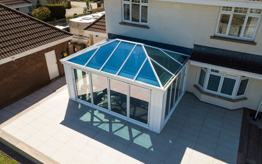replace conservatory doors