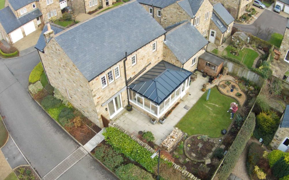 replacing conservatory roof panels
